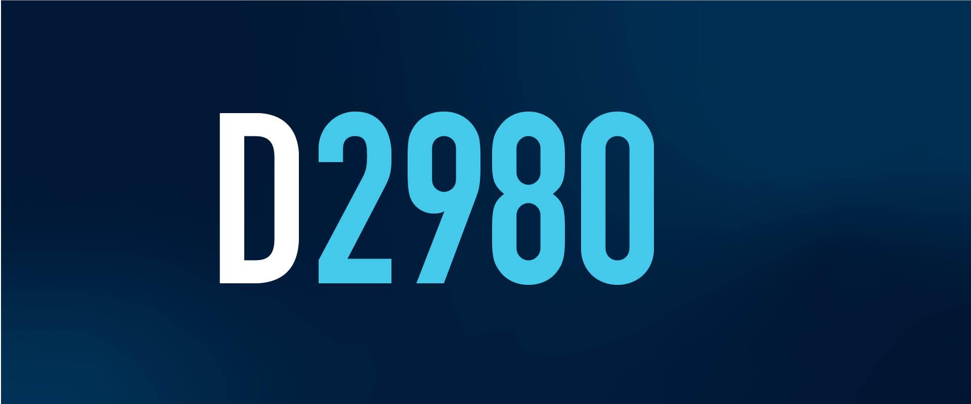 R184 11.D2980