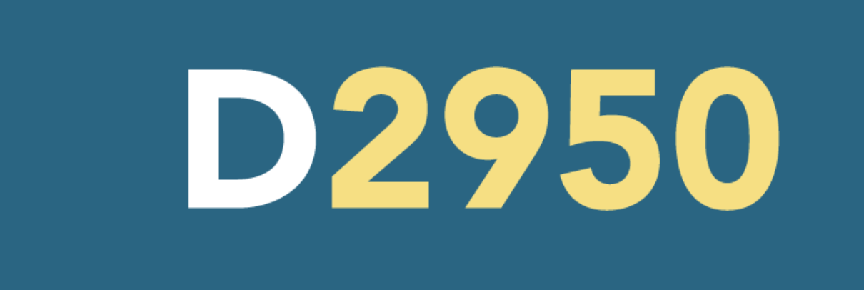 D2950