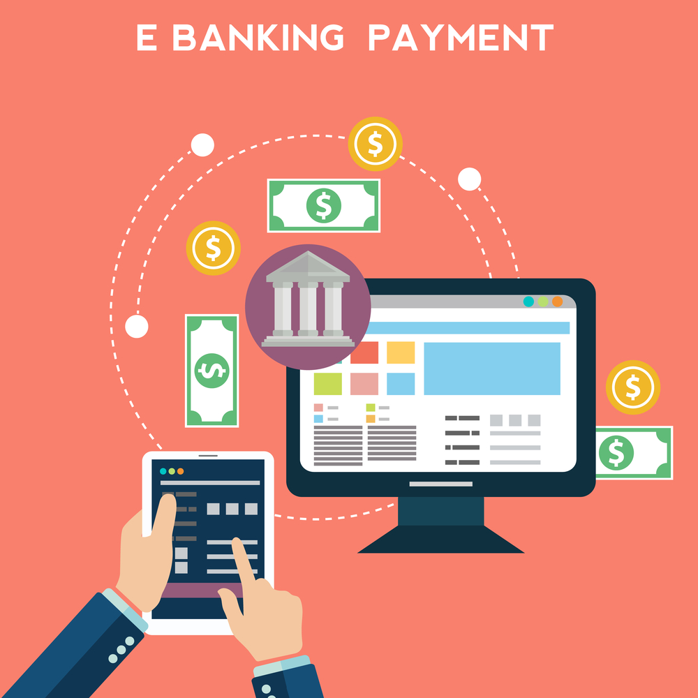 e banking payment