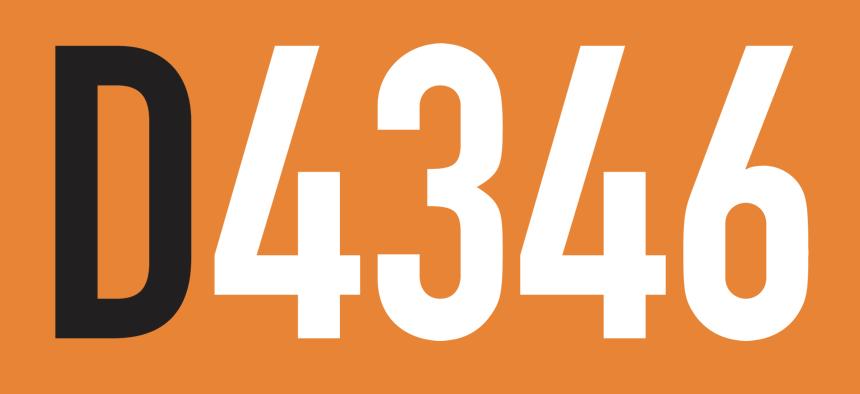 D4346 ADA