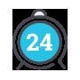 icon 24h